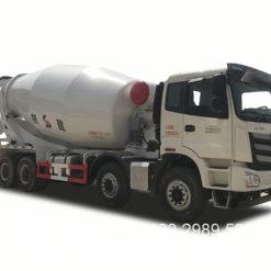 8x4 Foton mixer truck