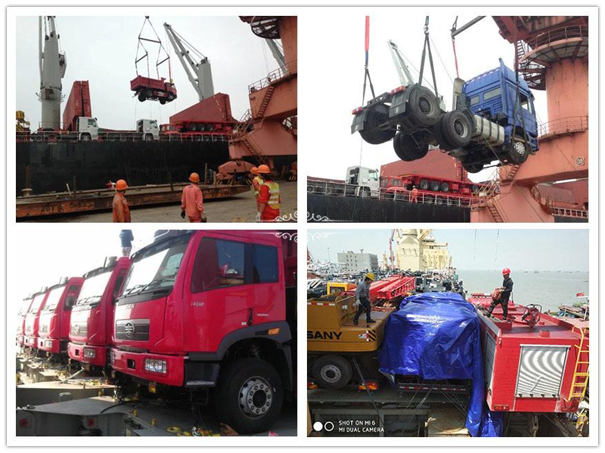 Bulk Cargo Shipping