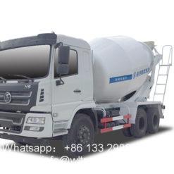 Cement Transmit Vehicle