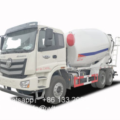 Cement Transport Truck