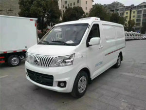 Changan 1000kg fridge car