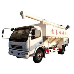 Dongfeng 12m3 feed transport truck
