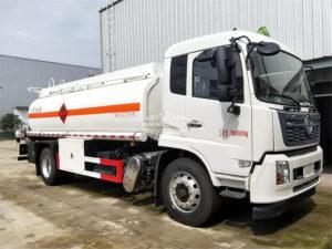 Dongfeng 15cbm refuel tank truck