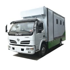 Dongfeng 5.2m kitchen equipment food truck