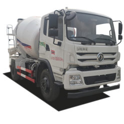 Dongfeng 6m3 cement mixer truck
