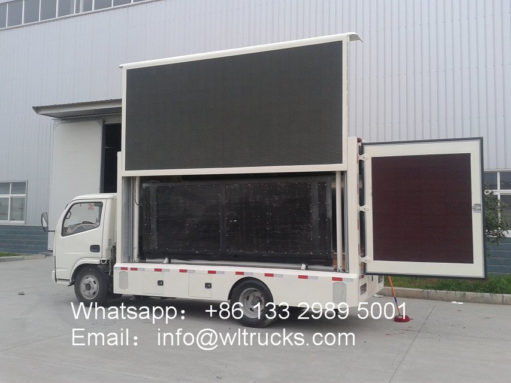 Dongfeng led truck