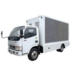 Dongfeng led video wall truck