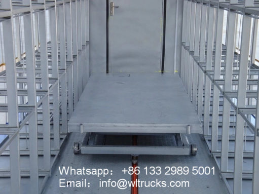 FAW 80 to 96 Boxes Beekeeping trucks