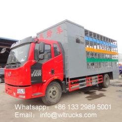 FAW Beekeeping truck