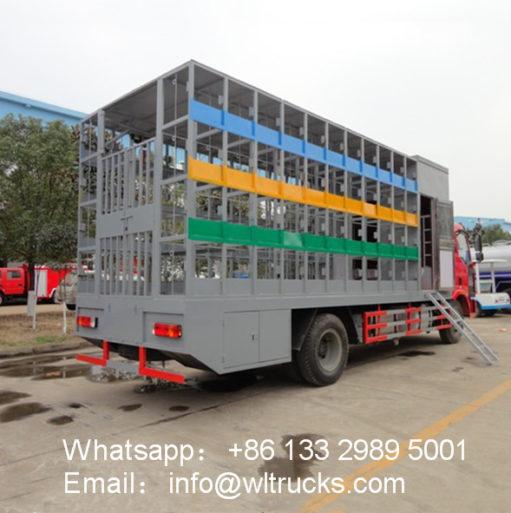 FAW Beekeeping trucks