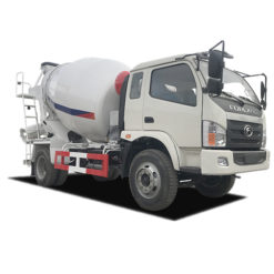 Forland 5cbm ready mix concrete trucks