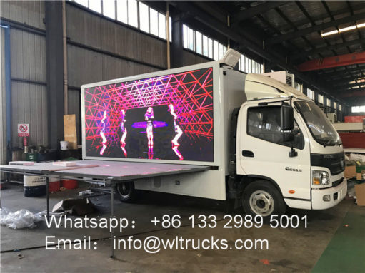 Forland led truck