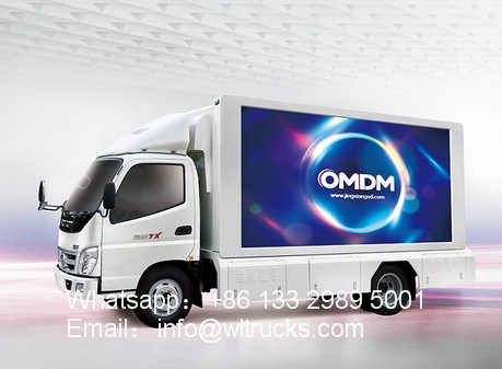 Forland ollin led truck