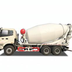 Foton 12m3 concrete mixer truck