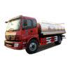 Foton Auman 10cbm to 15cbm Insulation Milk Tanker truck