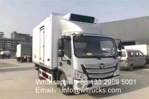 Foton Aumark 6 ton frozen truck