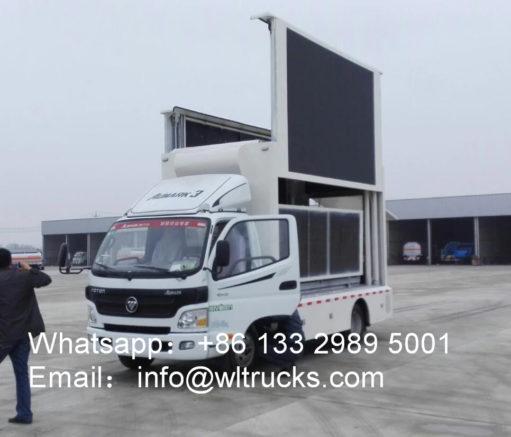 Foton Aumark led truck