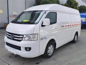 Foton G9 minibus cooling car