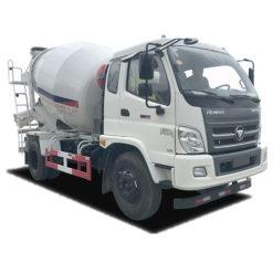 Foton ROWOR 6m3 concrete mixer truck