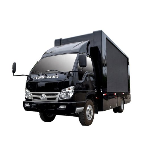 Foton led mobile advertising trucks