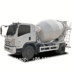 Hyundai 6m3 mixer truck