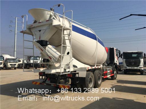 IVECO 15m3 Concrete mixer truck