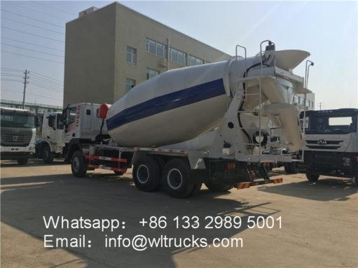 IVECO Hongyan Concrete mixer truck