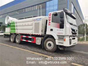 Iveco 16 ton disinfection spray truck