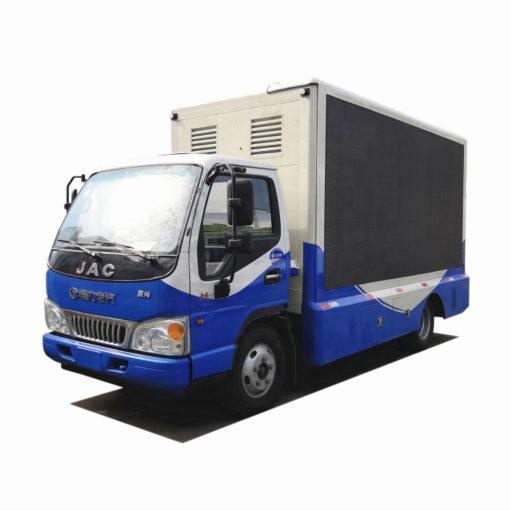 JAC Mobile Led Screen Truck