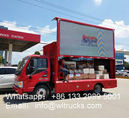 JAC Mobile Led Truck