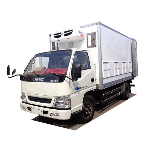 JMC 4 meter chick transport truck