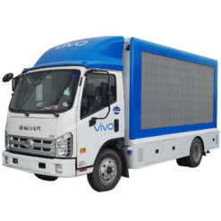 KAMA 4x4 4WD led video display truck