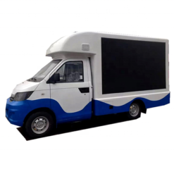 Karry small led display truck