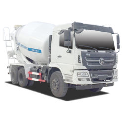 Shacman xuande 10m3 Cement Transmit Vehicle