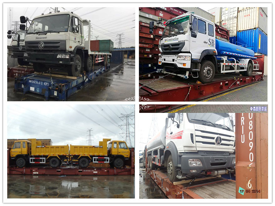 Special Container shipping