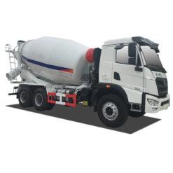 XCMG 12m3 concrete mixer truck