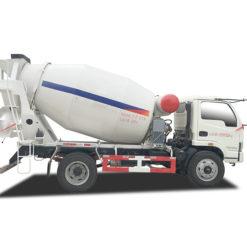 concrete mix truck