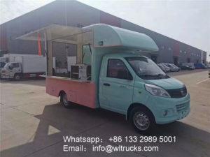 ice cream food car