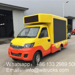 led display truck