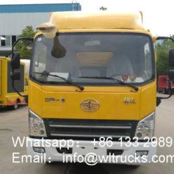 led video truck