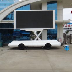 outdoor led truck trailer