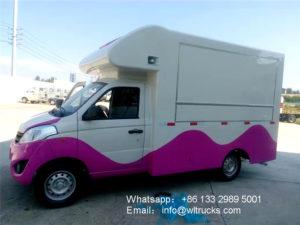 van food truck
