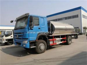 10 Metric Tonne HOWO Asphalt Spraying Truck