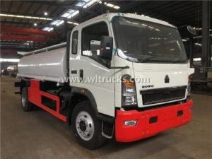 10000 liters HOWO Petrol and Diesel Refueler Vehicle