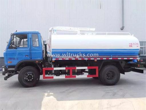 15m3 Septic tank truck