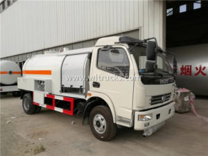 3 tons Lpg Delivery Truck