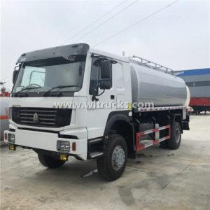 4X4 Gasoline and Diesel Dispenser Truck