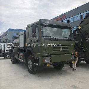 4x4 Sinotruk HOWO Aircraft Refueller trucks