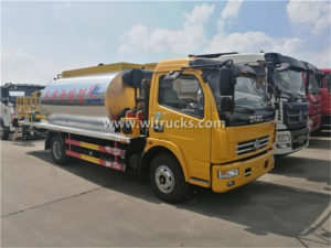 6 Mt Dongfeng 4x2 Asphalt Distribution Truck