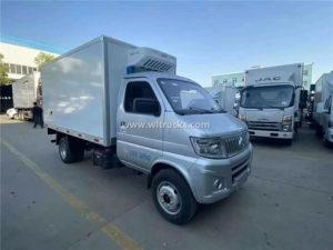 Changan 1.5 ton colding truck